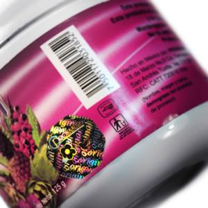 Nanografix applications brand labels