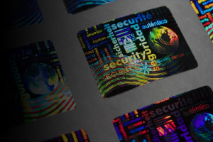 Nanografix Security Hologram