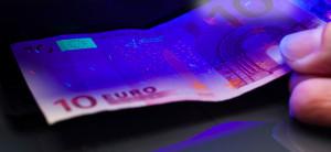 Nanografix euro hologram