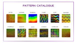 Stock Hologram Materials