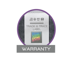 Track And Trace Textile Label
