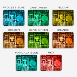Color Holograms
