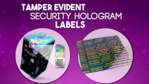 Warranty Labels Stickers