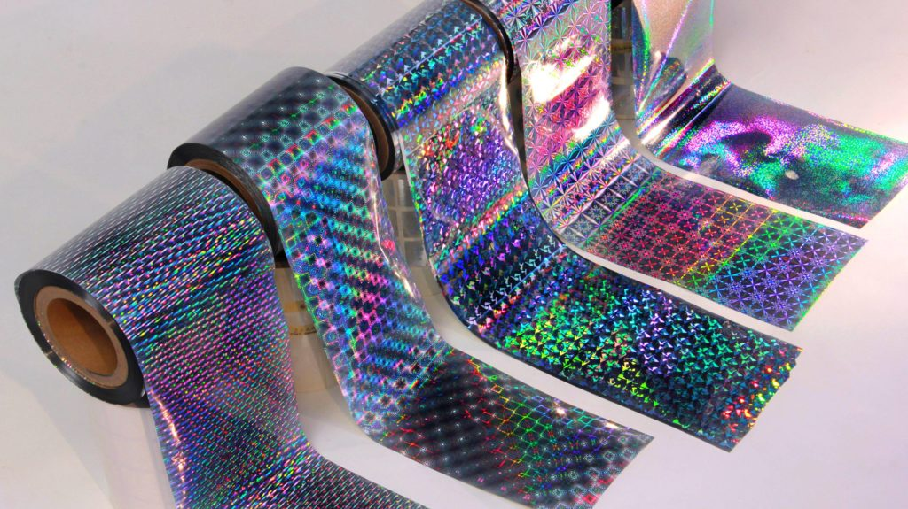Holographic Rolls